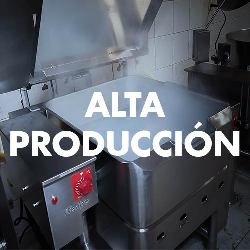 Alta producción - Inoxcuina