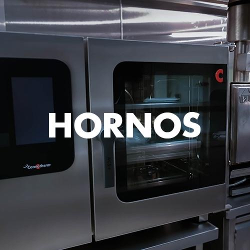 Hornos - Inoxcuina