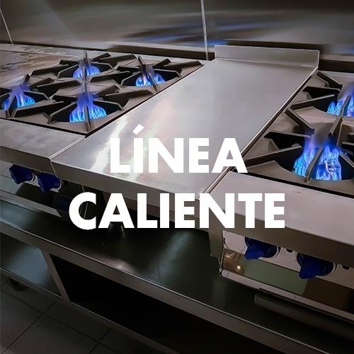 Línea Caliente - Inoxcuina