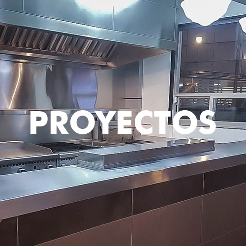 Proyectos - Inoxcuina