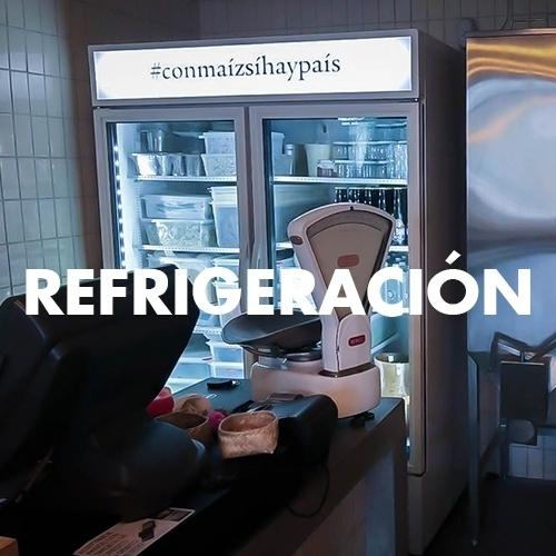 Refrigeración - Inoxcuina